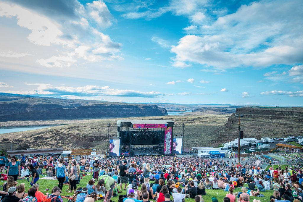 music festival bucket list