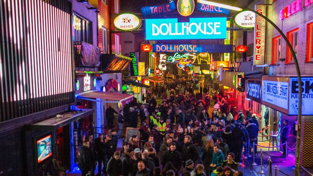 Reeperbahn german festivals