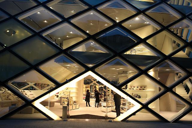 prada flagship store