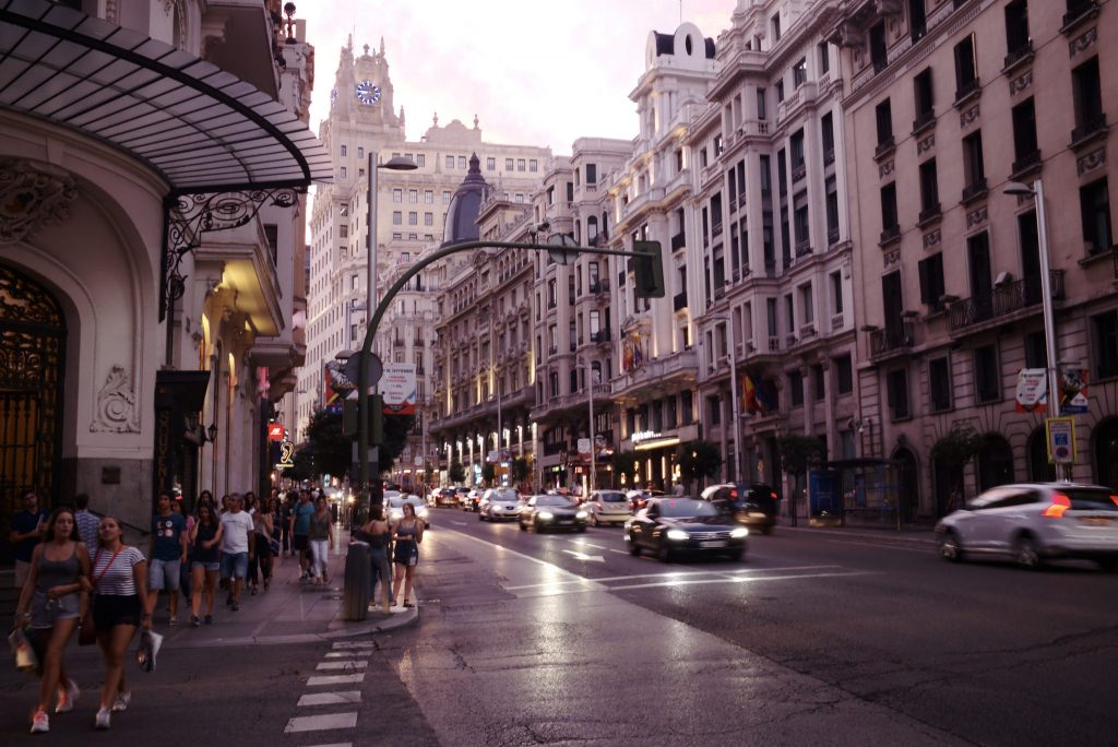 gran via shopping madrid