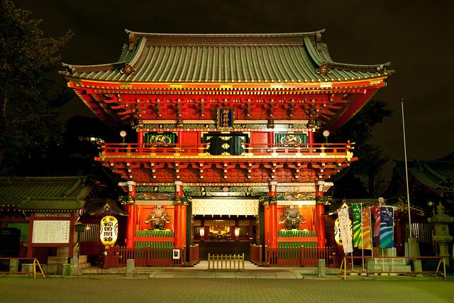 Kanda Myojin Shrine Tokyo