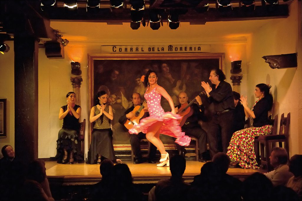 best flamenco in madrid