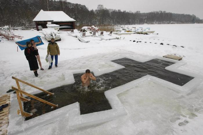 russian soul ice bath