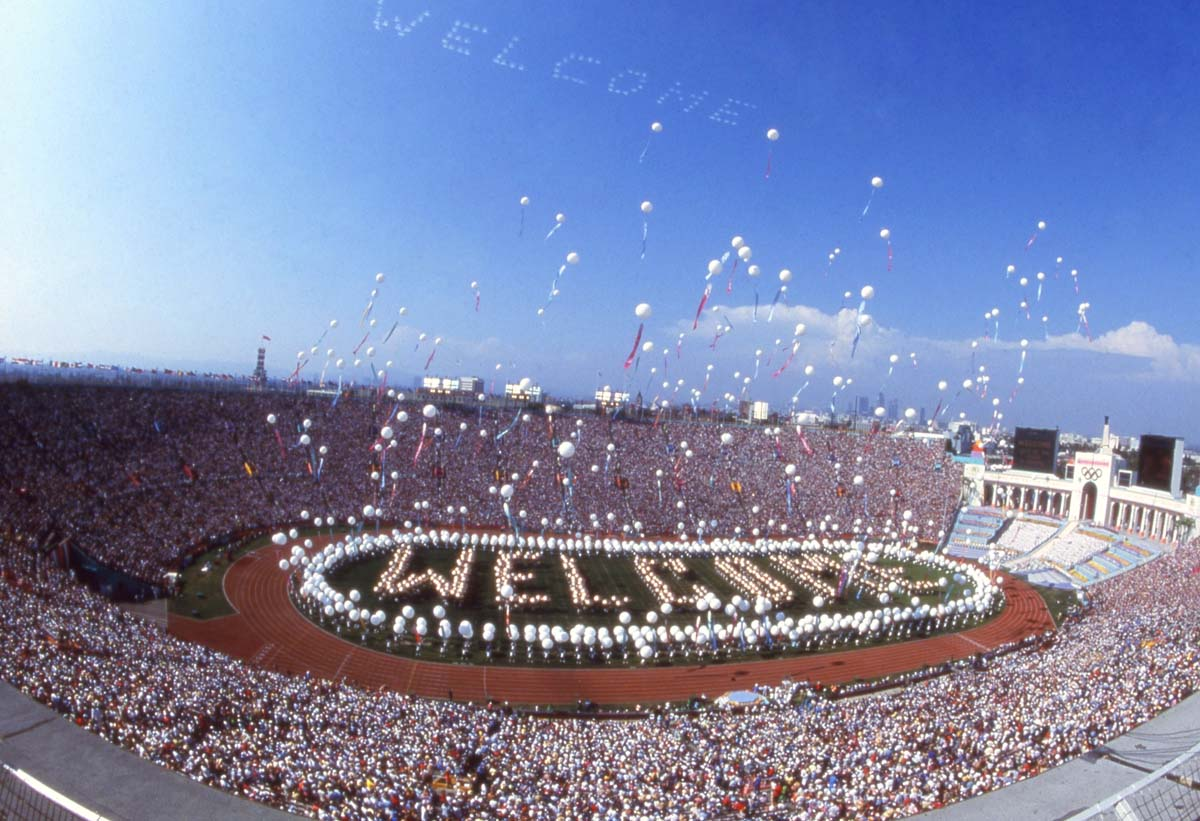 2028 Los Angeles Olympic Bid