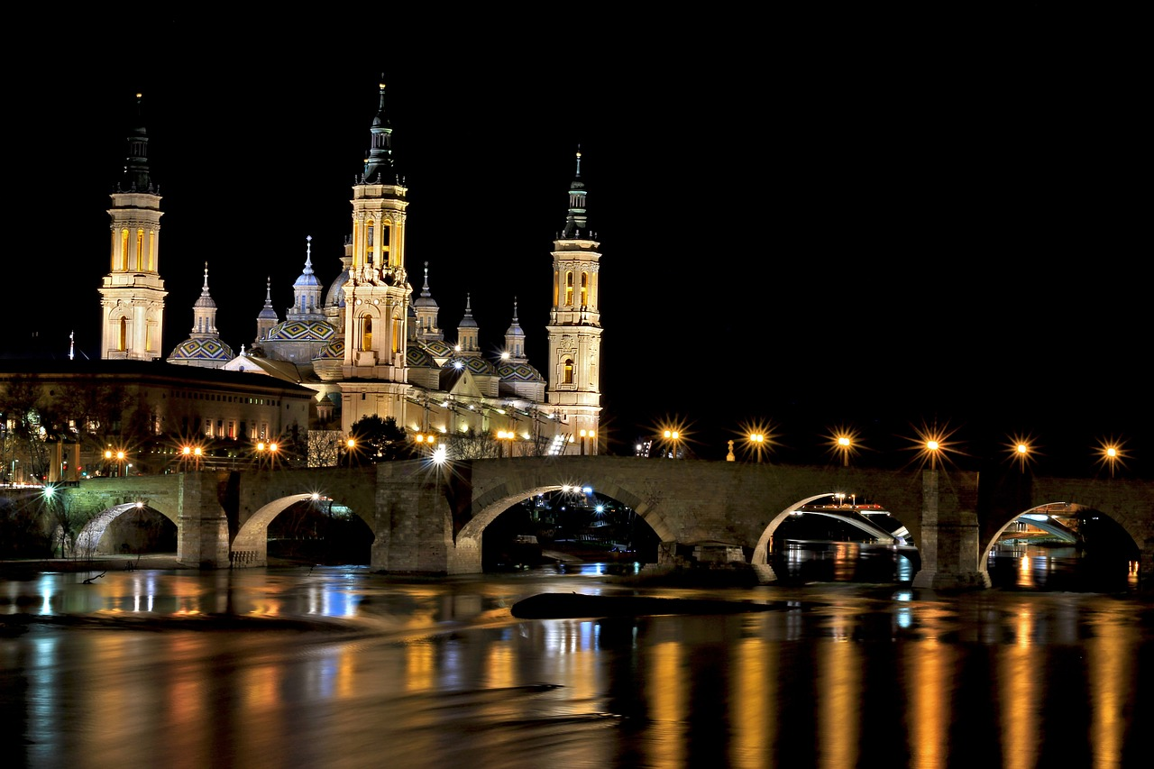 zaragoza roadtrip