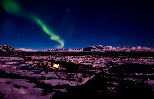 march vacation ideas northern lights