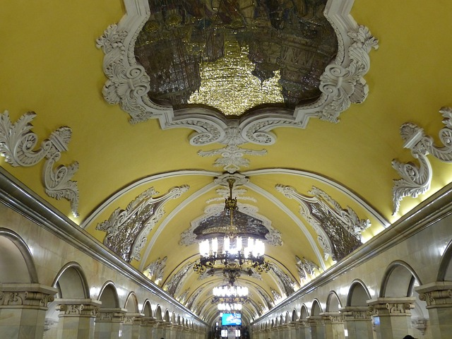 moscow metro facts