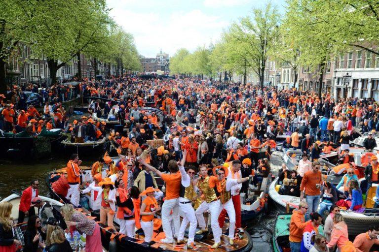 konigsdag netherlands