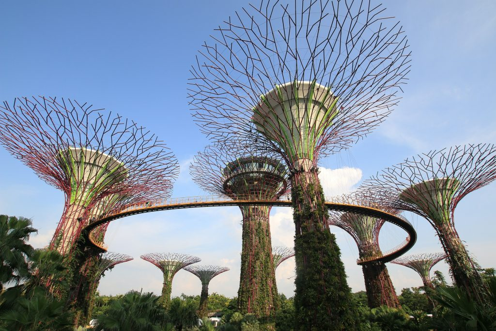 singapore best places to travel in april