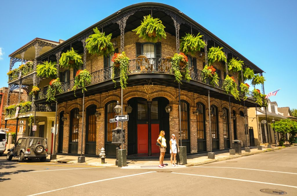 best places to travel in april new orleans