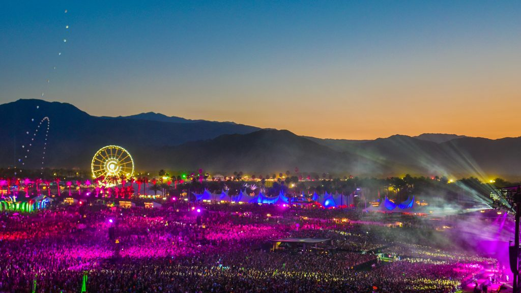 best places to travel in april coachella