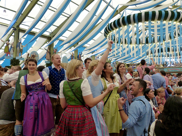 german phrases oktoberfest