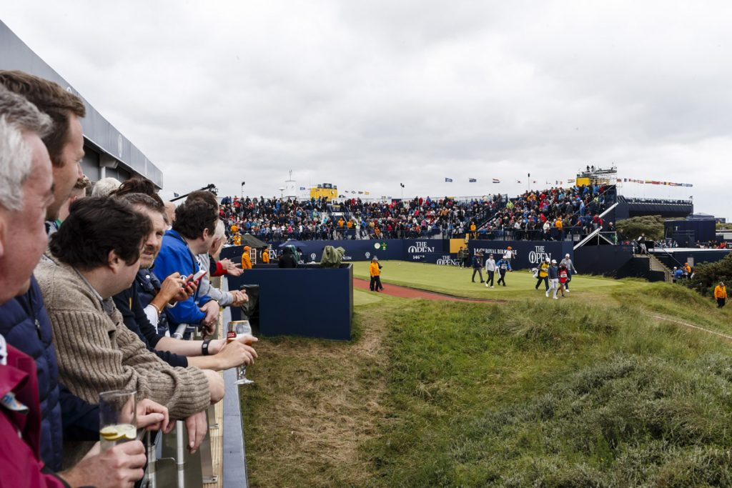 the open championship scotland