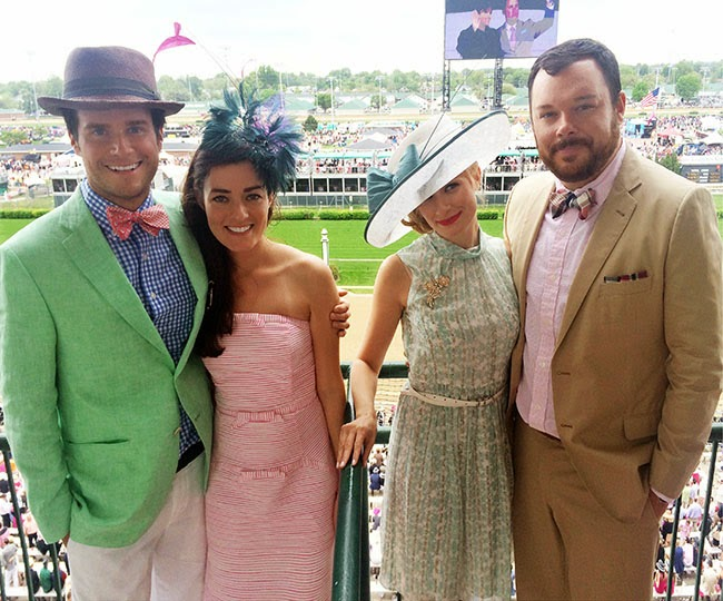 First-Timer\'s Guide to Kentucky Derby Attire - What to Wear ...