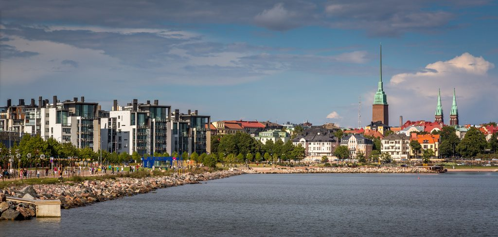 helsinki best places to travel in august