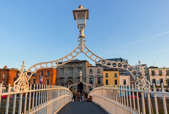best places to travel in august dublin