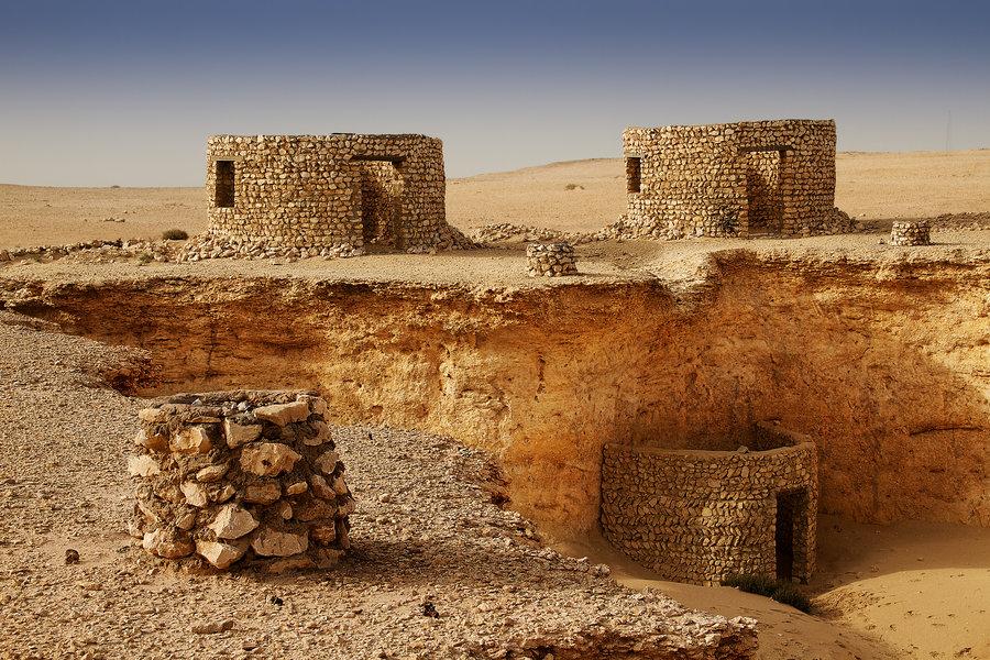zekreet fortress qatar