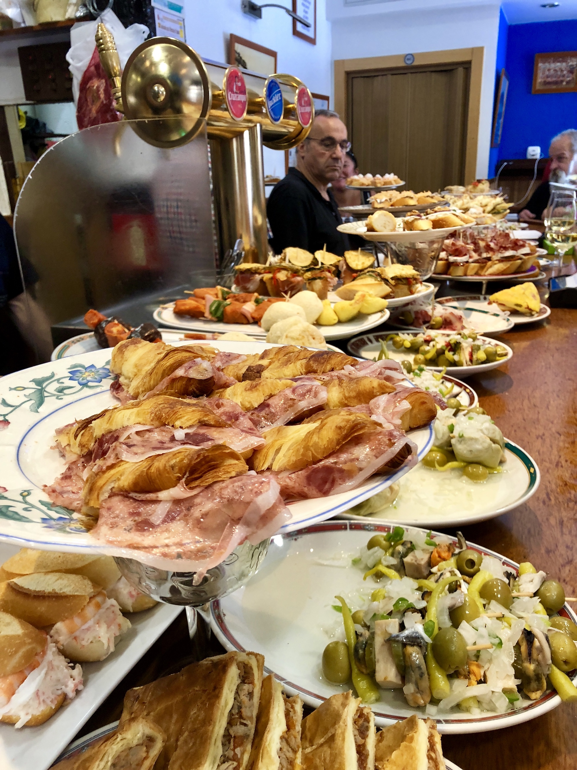 Food Tour in San Sebastian