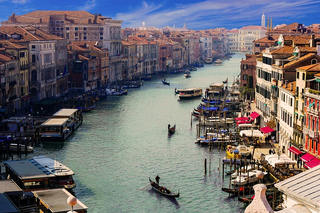 best places to visit in september venice