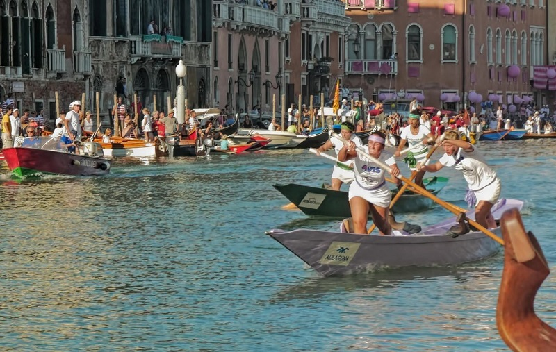 best places to travel in september venice