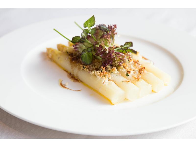white asparagus navarra