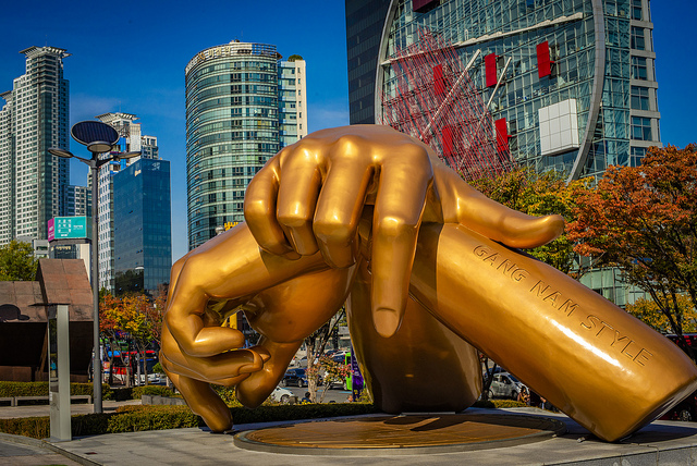 seoul best places to travel in november