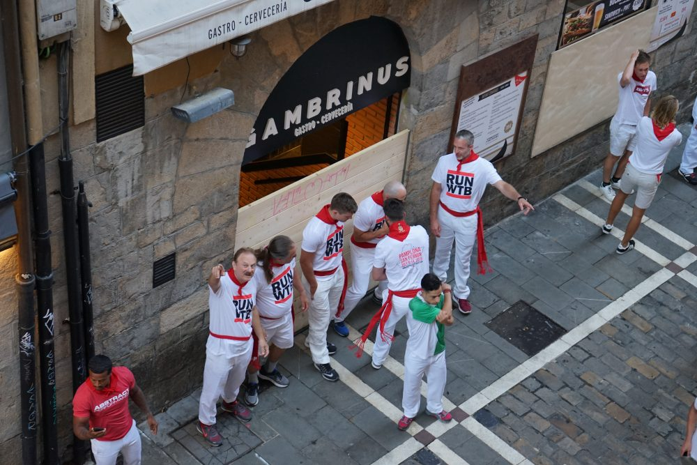 San Sebastian and Running of the Bulls Package