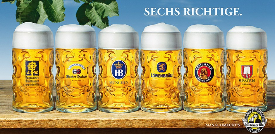 munich breweries