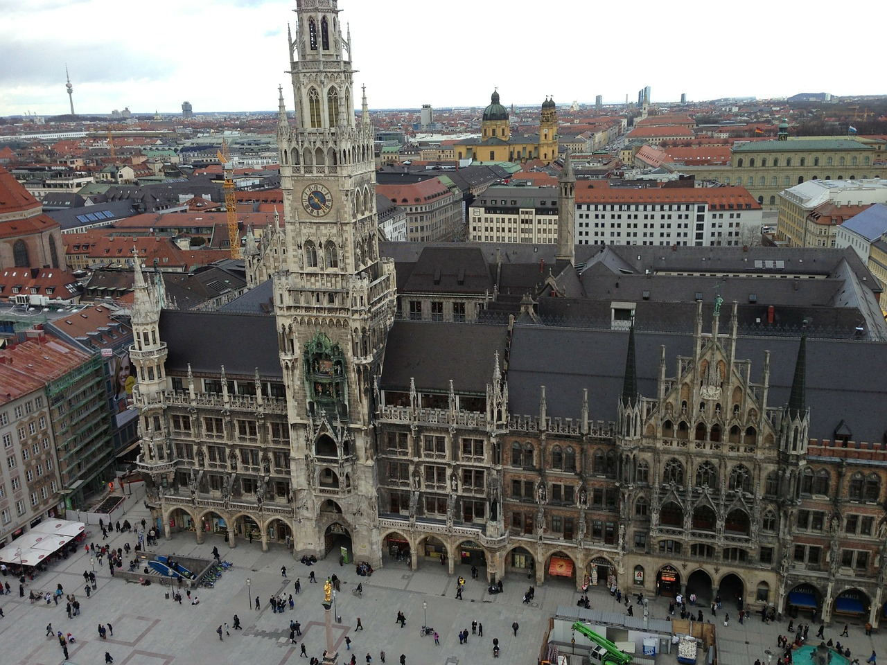 marienplatz munich things to do