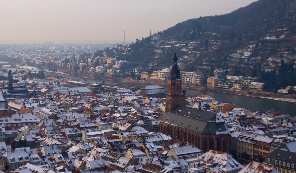 Heidelberg best places to travel in december