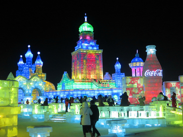 best places to visit in january harbin