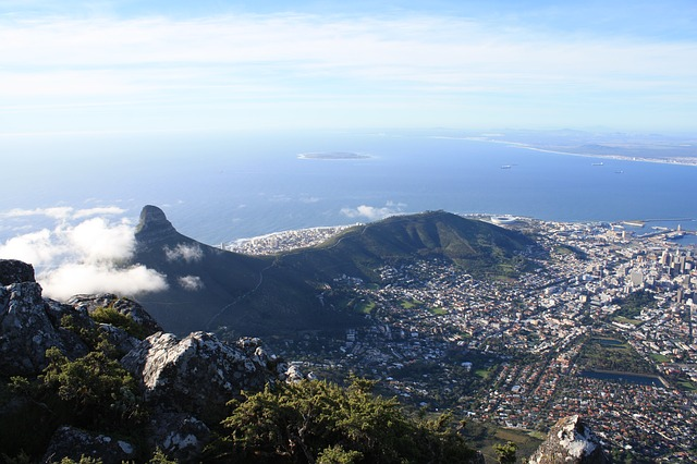 best places to travel in january cape town