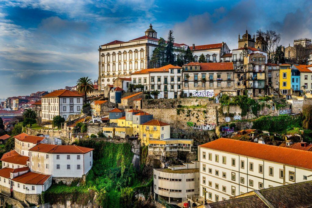porto portugal january