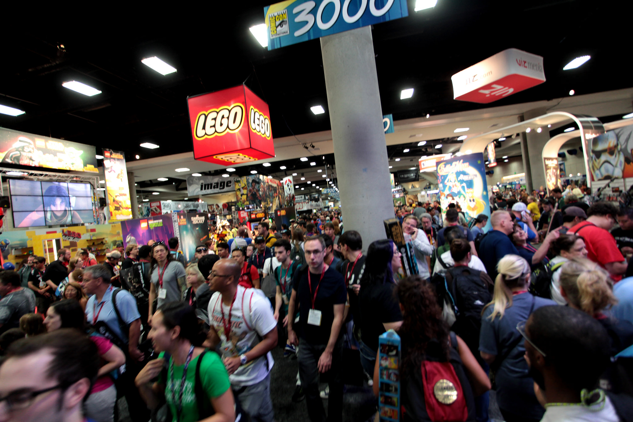 Info On Tickets And Badges For Comic Con 2019 In San Diego
