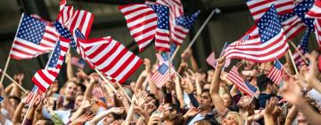 2022 Qatar World Cup - USA Fans