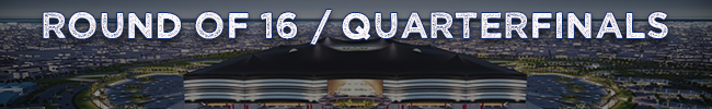 World Cup Quarterfinals Package