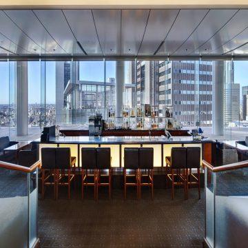 bar at tokyo southern tower hotel