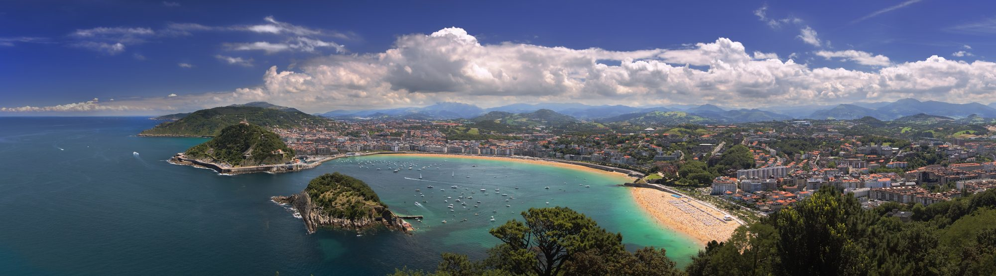 San Sebastian Package
