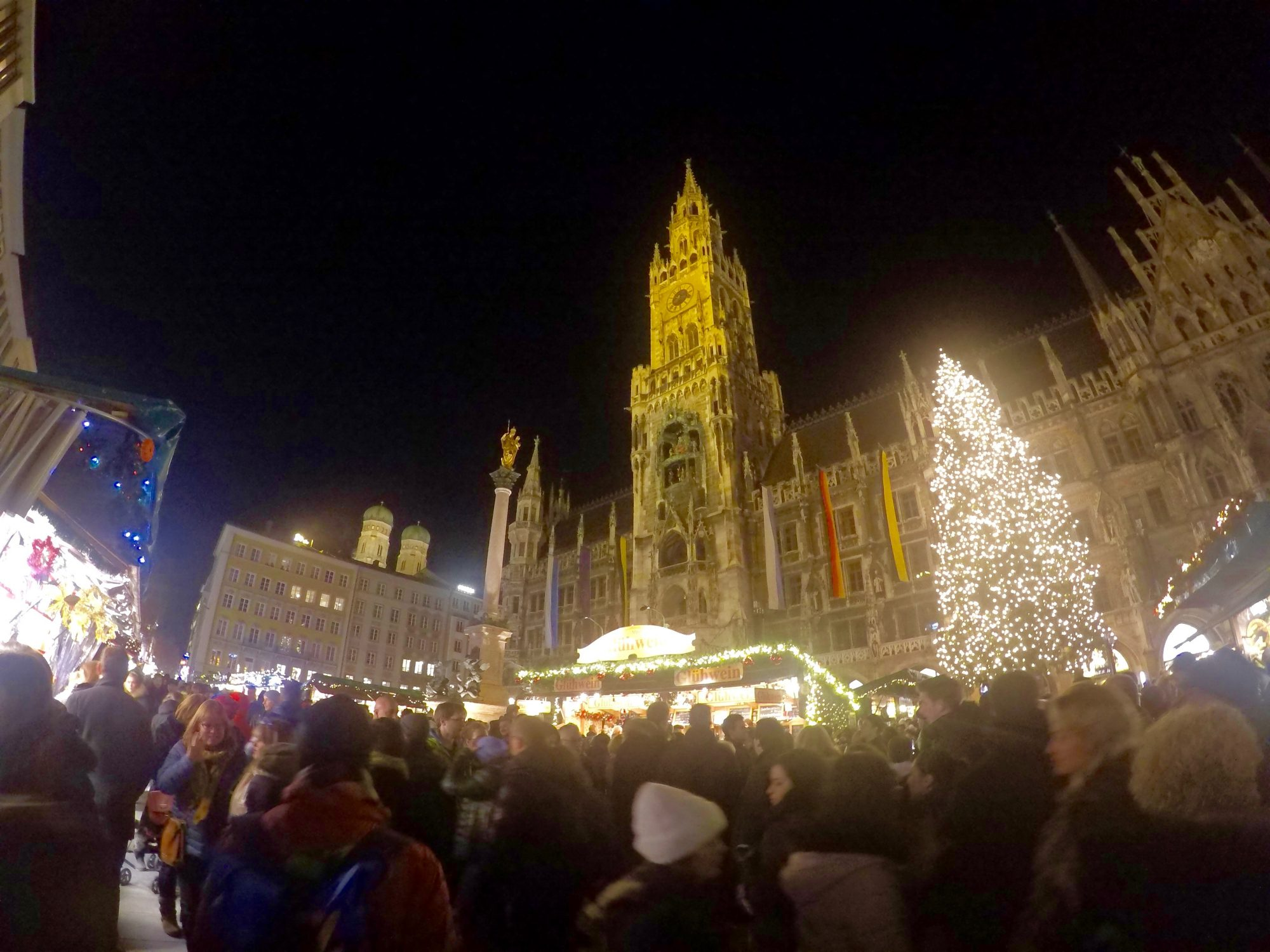 Munich Christmas Market.The Best Of Munich Christmas Markets Bucket List Events