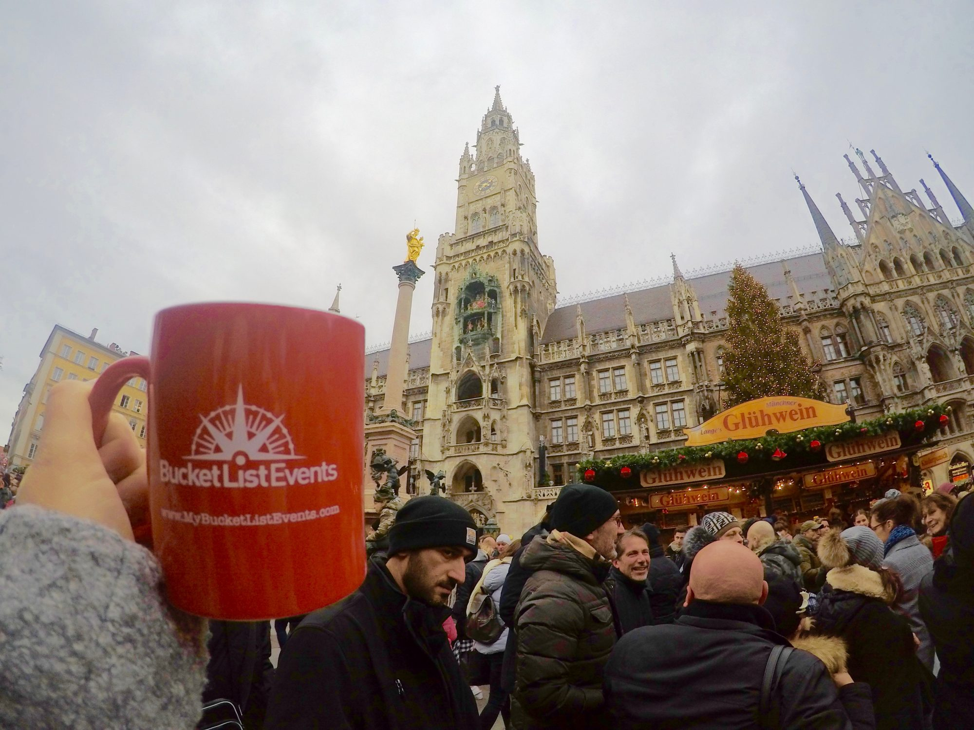Munich, Germany Christmas Markets