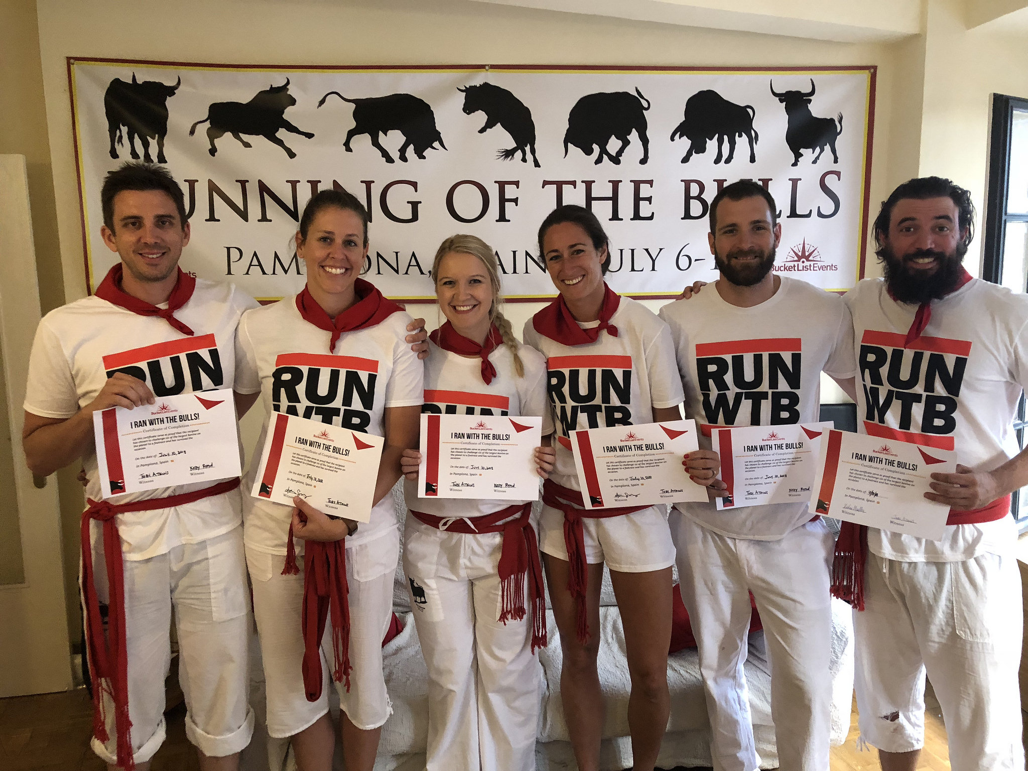 is running with the bulls dangerous