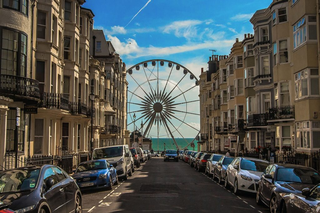 brighton best places to travel in may