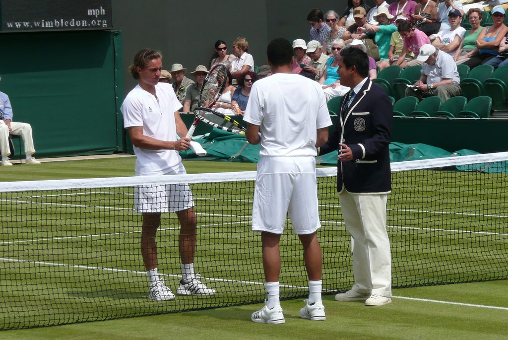 wimbledon dress code white