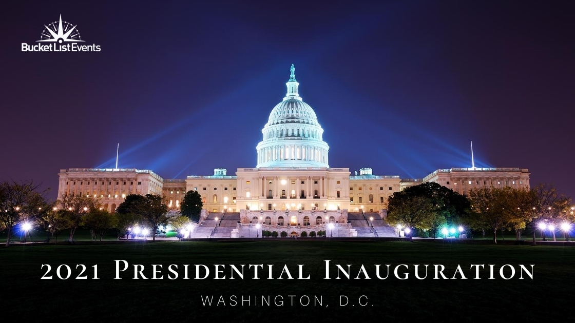 Inauguration Events and Things to Do in Washington, DC