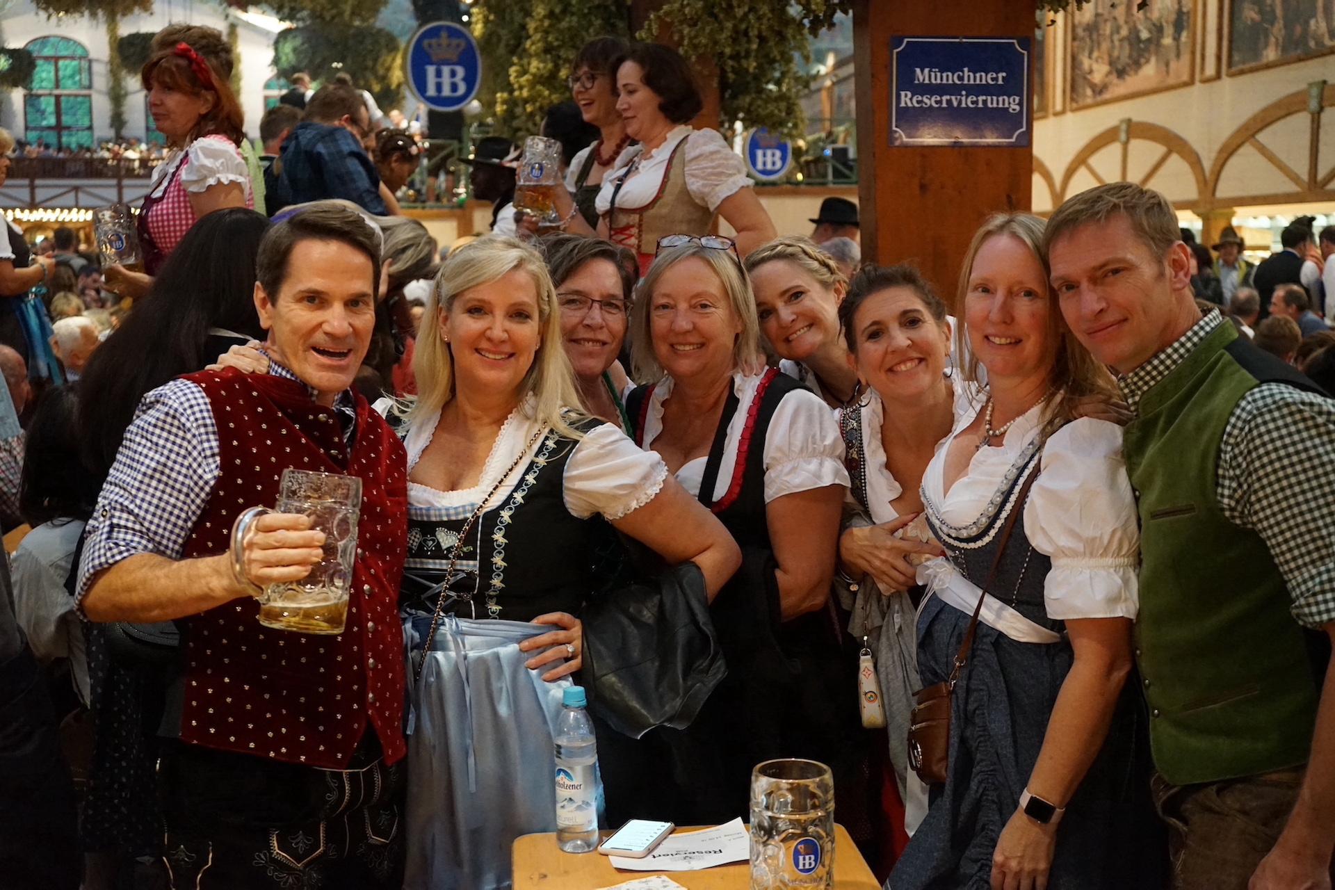 Oktoberfest Middle Weekend