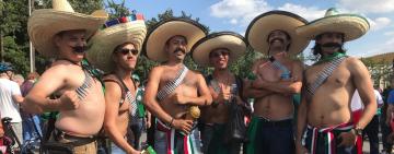 Follow Team Mexico - Qatar World Cup - Team Mexico Sombreros
