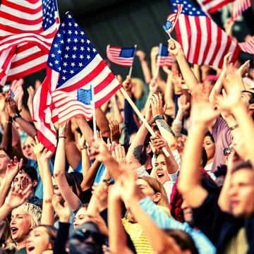Follow Team USA - Qatar World Cup - Match Day Experience