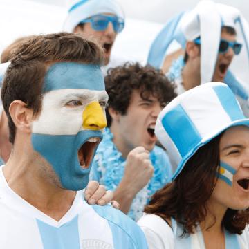 2022 Qatar World Cup - Fans