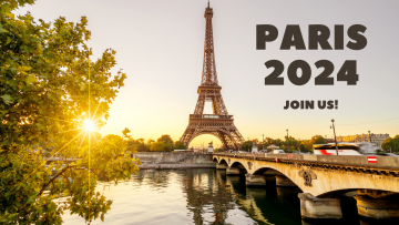 2024 Paris Summer Games - Eiffel Tower