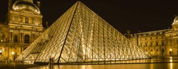 2024 Paris Summer Games - Louvre